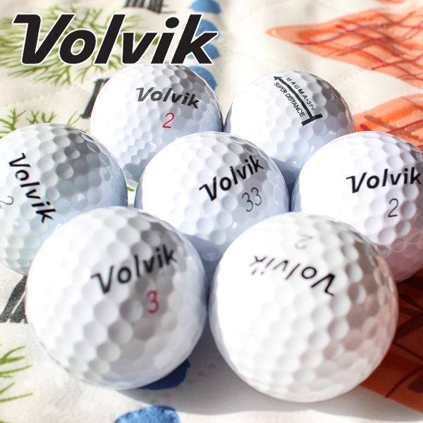 볼빅 로스트볼 /화이트/컬러볼/비비드 10알 A+/A/A-