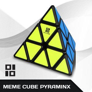 밈큐브 3x3 스티커리스 4x4 / 2x2 피라밍크스 /모팡지