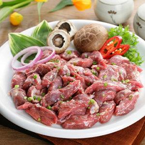 도감푸드 돼지고기 갈매기살 양념 갈매기살 400g