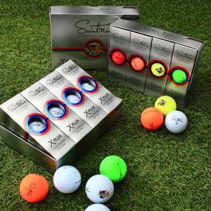 2020 넥센 세인트나인 X 플러스 3피스 골프공 컬러택1