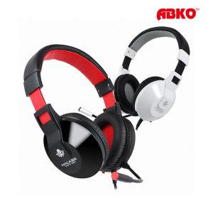 ABKO B90 PC 헤드셋 (블랙)