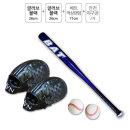 야구 용품 세트 야구공 야구 글러브 배트 키즈세트 C