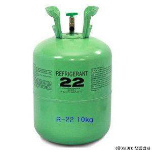 R-22/K-22 냉매 10Kg