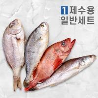 제수용 생선 일반세트1 명절 제사 민어 조기 적어 돔