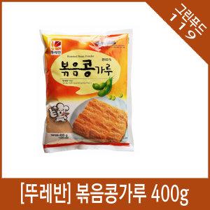 뚜레반 볶음콩가루 400g 콩가루 콩고물