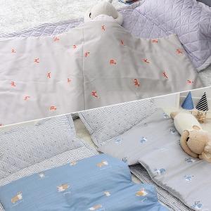 국내산 일체형 어린이집 낮잠이불 세트 겨울블랭킷