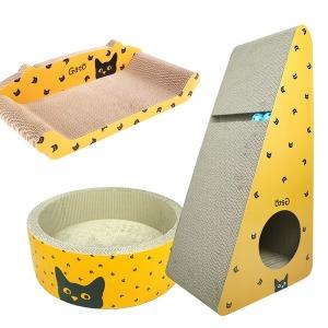 가또 고양이용품 스크래쳐 장난감 레이저 매트