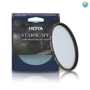 [호야] 호야 STAR SCAPE 야경필터 은하수필터 도심야경 72mm