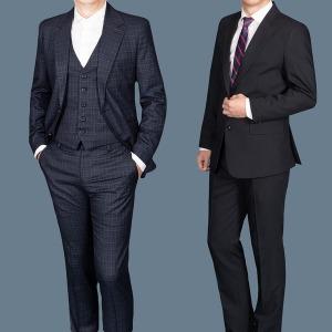 봄 가을 겨울 양복 슈트 수트 면접/결혼식 정장세트