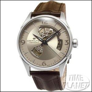타임플래닛 해밀턴 H32705521 HAMILTON 가죽밴드 시계