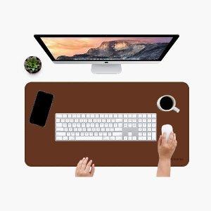 책상 키보드 방수 장 마우스 패드 깔판 덮개 깔개