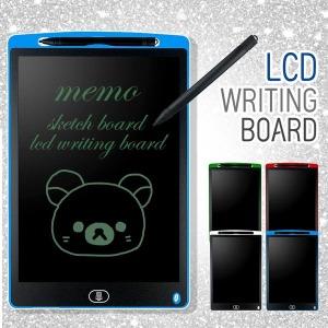 LCD 전자 메모패드 12인치 스마트보드 드로잉북 노트