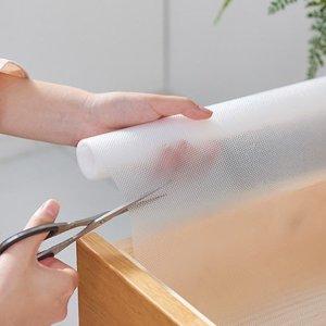 EVA 논슬립 선반 냉장고 서랍 매트 싱크대 깔개 (소)
