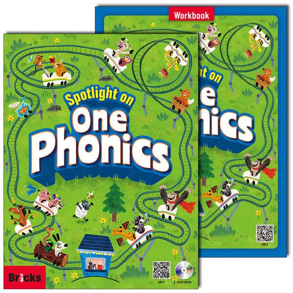 Spotlight on One Phonics SET(SB+WB)