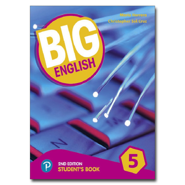 Big English(2E) 5 Student Book 빅잉글리쉬