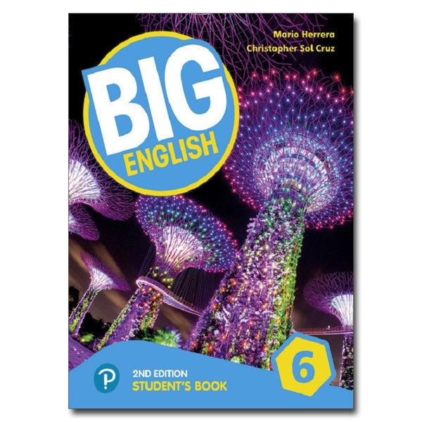 Big English(2E) 6 Student Book 빅잉글리쉬