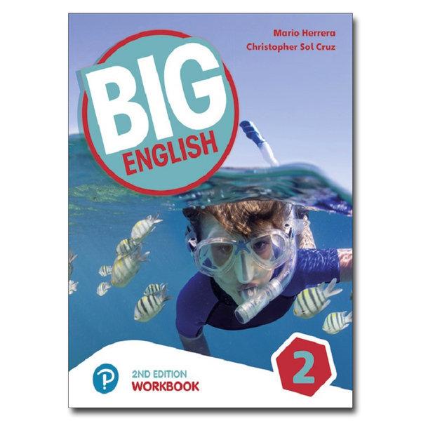 Big English(2E) 2 Workbook with CD