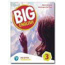 Big English(2E) 3 Workbook with CD