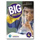 Big English(2E) 4 Workbook with CD