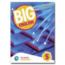 Big English(2E) 5 Workbook with CD