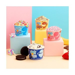 디핀다트  구슬아이스크림 기프트팩3/ 레인보우  쿠키앤크림  딸기  초코바나나 4종 (5