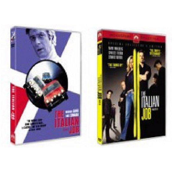 DVD중고 이탈리안잡 1969-2003묶음셋/2DISC파라마운트