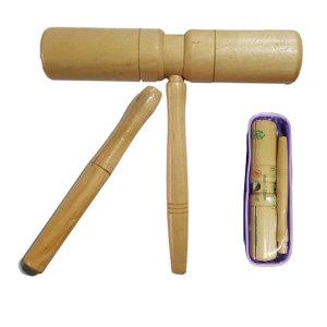 우드블럭 음악 실기용 타악기 교육용 실습용 나무악기