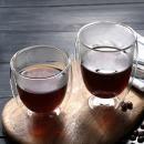 인블룸 1+1세트 이중유리컵(350ml)