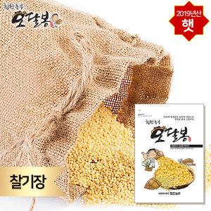 찰기장 기장쌀 좁쌀 차조 국내산 5kg 2019년 햇