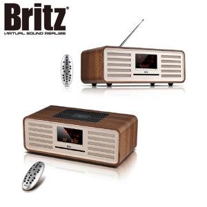 브리츠 BZ-T8800 진공관 블루투스 오디오 CD/USB/FM