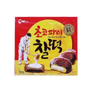 (1+1)청우_초코파이찰떡_215G