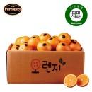 (퓨어스펙) 오렌지 중소과 160g내외X15과