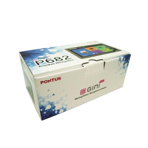 현대폰터스 P682 내비게이션 8인치 / 거치대증정