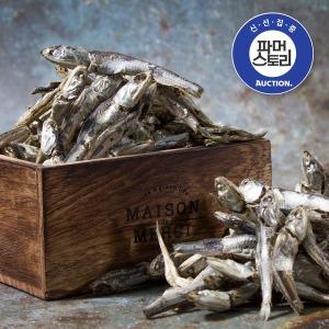 (쵱선생) 국내산 다시 멸치 (주바) 육수용 상품 300g