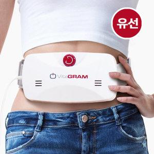비타그램 바디쉐이커 복부마사지기 뱃살운동기구 유선