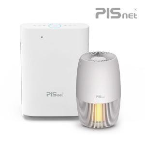 PM2.5 숫자표시 공기청정기 피스넷 퓨어제로 +퓨어룸