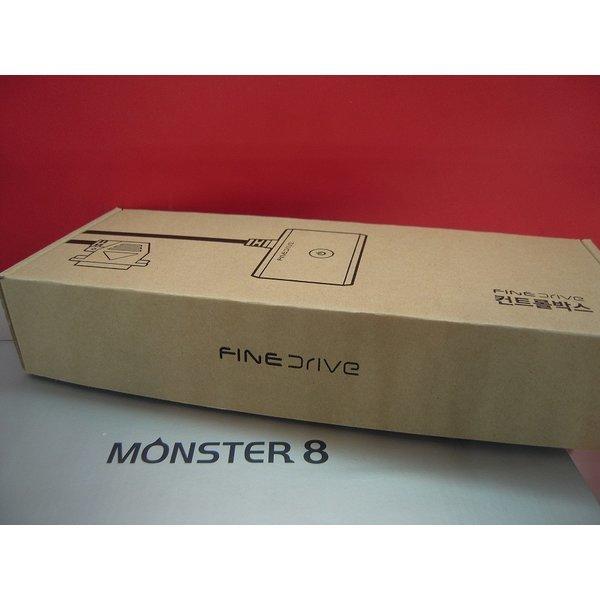 파인드라이브 몬스터8 16G 네비게이션+컨트롤박스