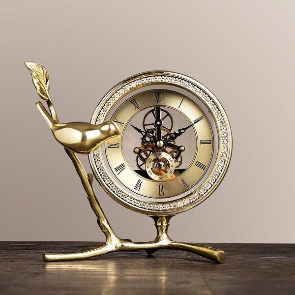 순동 크리에이티브 시계 아메리카노 가정용 탁상시계
