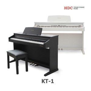 영창악기   글로벌뮤직 영창 디지털피아노 KT1/KT-1/다양한 교육기능/전자피아노