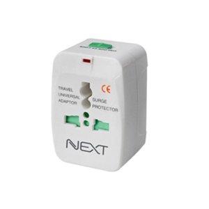 이지넷유비쿼터스 NEXT-001TC 해외 여행용 멀티플러그