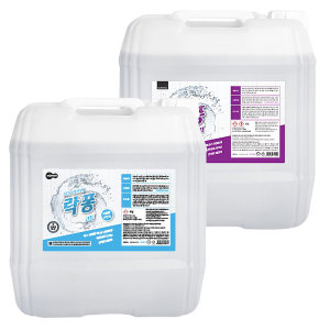 대용량 락퐁 18.75L/락스 세제 욕실 주방 화장실 청소