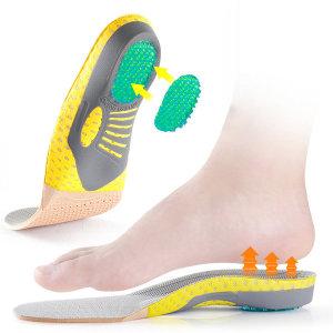 젤 아치커버 아치형 신발깔창 기능성 족저근막 인솔