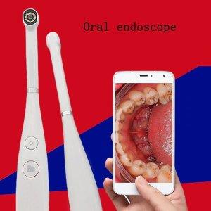 LED 조명 라이트 치과 치아 구강 검사 카메라 내시경 A
