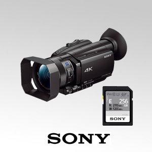 소니 FDR-AX700 소니4K256G U3외풀팩증정 공식대리점