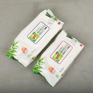 3M 베이킹소다 물걸레 청소포 /대나무100%원단