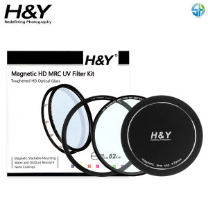 HNY Magnetic HD MRC UV 82mm KIT 마그네틱필터 /S