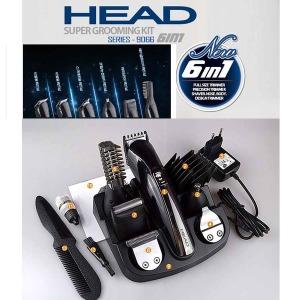 착한가격 HEAD 9066 전문가용 이발기 6in1 이발기구