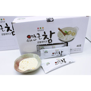 예그린식품 우리 연근참 콘플레이크 40포/연근/시리얼