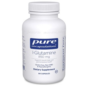 퓨어 인캡슐레이션 글루타민 850mg 90캡슐