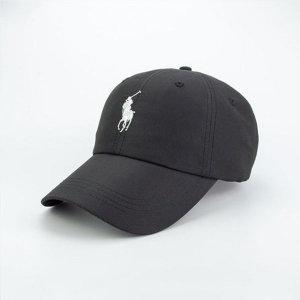 폴로 폴로랄프로렌 포니로고 야구 모자 남녀공용